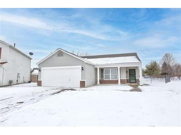 Photo one of 10673 Hoosier Ct Indianapolis IN 46234 | MLS 21765628