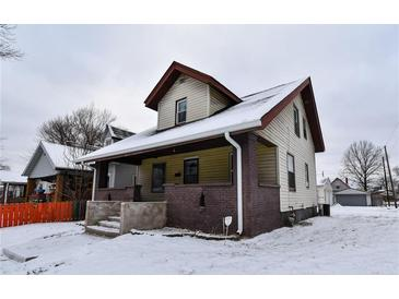 Photo one of 2234 Spann Ave Indianapolis IN 46203 | MLS 21765654