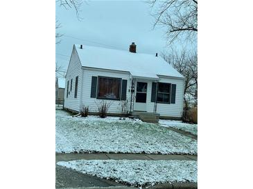 Photo one of 5417 E 20Th St Indianapolis IN 46218 | MLS 21765681