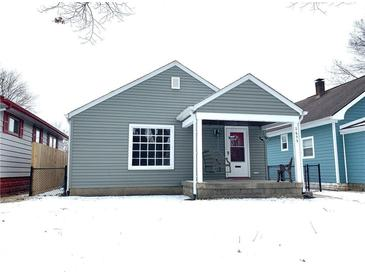 Photo one of 2655 Napoleon St Indianapolis IN 46203 | MLS 21765704