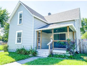 Photo one of 815 E 25Th St Indianapolis IN 46205   MLS 21765728