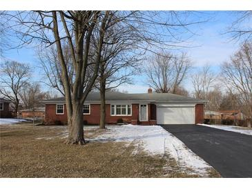 Photo one of 5010 W Markwood Ave Indianapolis IN 46221   MLS 21765902