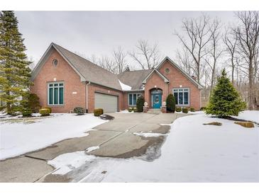 Photo one of 6919 Knollcreek Dr Indianapolis IN 46256   MLS 21765903