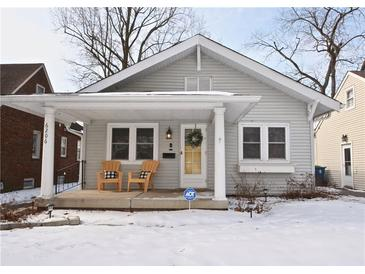 Photo one of 6206 Haverford Ave Indianapolis IN 46220 | MLS 21765940