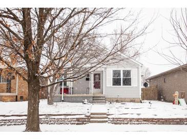 Photo one of 67 S 5Th Ave Beech Grove IN 46107 | MLS 21766014