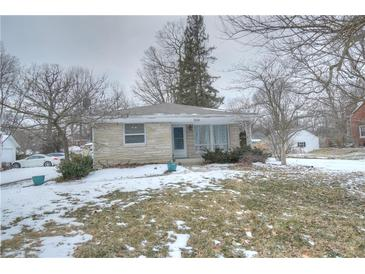 Photo one of 5616 Haverford Ave Indianapolis IN 46220 | MLS 21766097