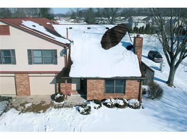 Photo one of 820 W Chapel Pines Dr # 123 Indianapolis IN 46234 | MLS 21766174