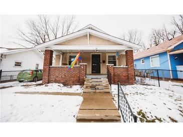 Photo one of 30 S Gladstone Ave Indianapolis IN 46201 | MLS 21766239
