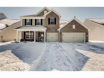 Photo one of 5423 Aster Dr Plainfield IN 46168   MLS 21766294
