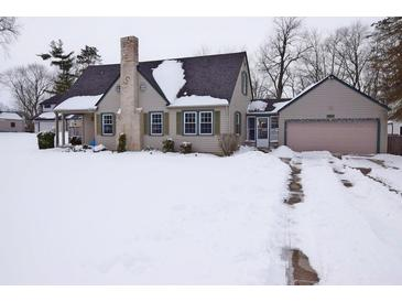 Photo one of 115 Edgewood Dr Anderson IN 46011 | MLS 21766321