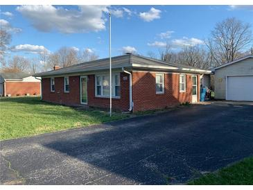 Photo one of 6405 Jackson St Indianapolis IN 46241   MLS 21766335