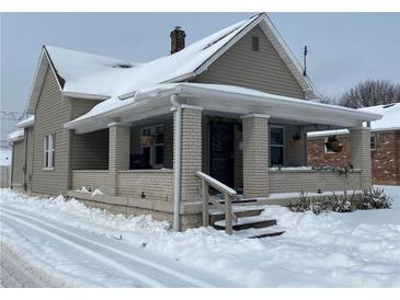 Photo one of 1362 Union St Indianapolis IN 46225 | MLS 21766346