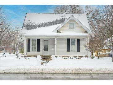 Photo one of 1104 Central Ave Columbus IN 47201 | MLS 21767356