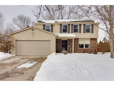 Photo one of 606 S Sunblest Blvd Fishers IN 46038 | MLS 21767384