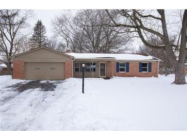 Photo one of 710 Chapel Hill W Dr Indianapolis IN 46214 | MLS 21767388