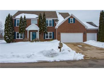 Photo one of 3594 Inverness Blvd Carmel IN 46032   MLS 21767487
