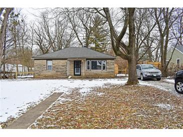 Photo one of 7432 North Dr Indianapolis IN 46226 | MLS 21767491