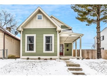 Photo one of 1440 S East St Indianapolis IN 46225 | MLS 21767503