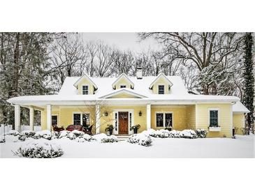 Photo one of 7979 Evanston Rd Indianapolis IN 46240 | MLS 21767515