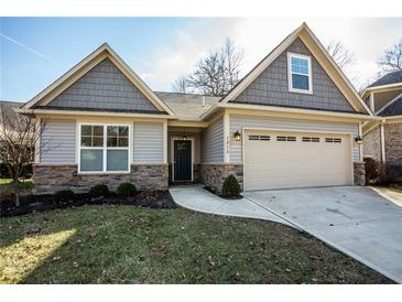 Photo one of 1215 Westfield Ct Indianapolis IN 46220 | MLS 21767519
