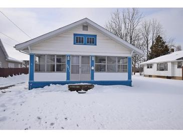 Photo one of 3611 Columbus Ave Anderson IN 46013 | MLS 21767537