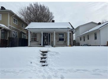 Photo one of 715 N Bradley Ave Indianapolis IN 46201 | MLS 21767626