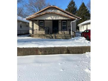 Photo one of 3648 Stanton Ave Indianapolis IN 46201 | MLS 21767660