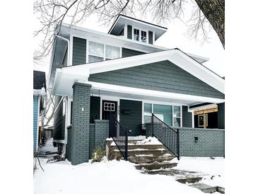 Photo one of 245 E Minnesota St Indianapolis IN 46225 | MLS 21767757