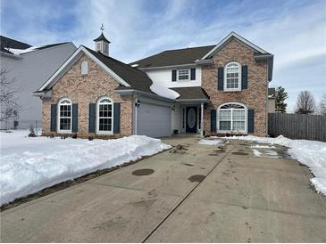 Photo one of 6380 Oyster Key Ln Plainfield IN 46168 | MLS 21767828