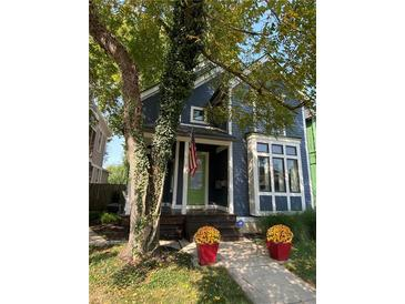Photo one of 2122 N Delaware St Indianapolis IN 46202 | MLS 21768667