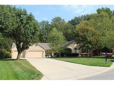 Photo one of 10242 Eastwind Ct Indianapolis IN 46256 | MLS 21768698