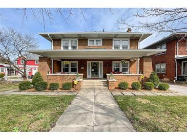 Photo one of 3641 N Pennsylvania St Indianapolis IN 46205 | MLS 21768717