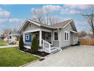 Photo one of 5117 Ralston Ave Indianapolis IN 46205 | MLS 21768729