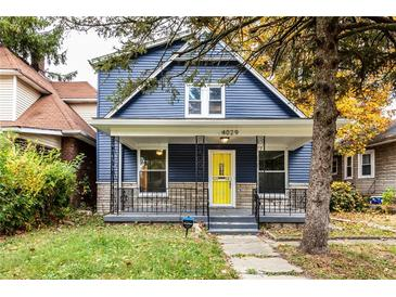 Photo one of 4029 Byram Ave Indianapolis IN 46208 | MLS 21768744