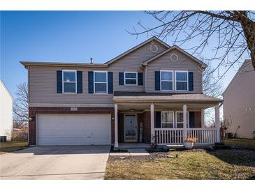 Photo one of 2311 Amberleigh Dr Plainfield IN 46168 | MLS 21768755
