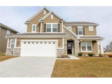 Photo one of 10533 Stableview Dr Fortville IN 46040 | MLS 21768990