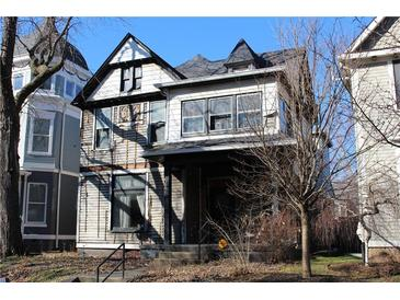 Photo one of 2020 N New Jersey St Indianapolis IN 46202 | MLS 21769282