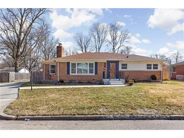 Photo one of 5939 Rosslyn Ave Indianapolis IN 46220 | MLS 21769366