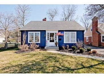 Photo one of 5945 Kingsley Dr Indianapolis IN 46220 | MLS 21769403
