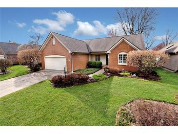 Photo one of 7193 Pymbroke Cir Fishers IN 46038 | MLS 21769614