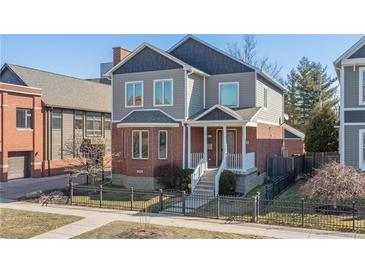 Photo one of 1517 N Alabama St Indianapolis IN 46202 | MLS 21769655