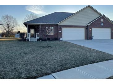 Photo one of 12731 N Lakeside Ct Mooresville IN 46158 | MLS 21769666