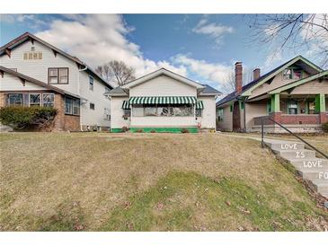 Photo one of 809 N Bancroft St Indianapolis IN 46201 | MLS 21769670