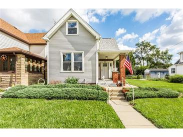 Photo one of 326 Terrace Ave Indianapolis IN 46225 | MLS 21769706