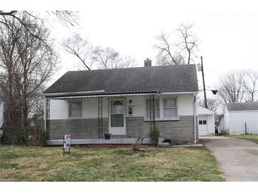 Photo one of 2250 N Centennial St Indianapolis IN 46222 | MLS 21769734