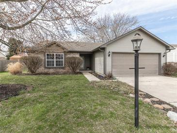 Photo one of 2132 Cross Willow Ln Indianapolis IN 46239   MLS 21769756