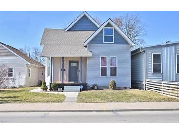 Photo one of 1218 S State Ave Indianapolis IN 46203 | MLS 21769794
