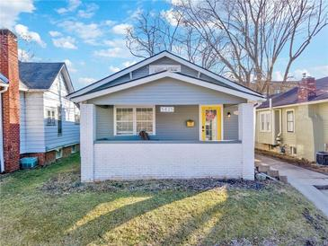 Photo one of 5825 E New York St Indianapolis IN 46219   MLS 21769819