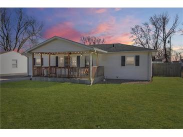 Photo one of 207 Center Dr Mooresville IN 46158 | MLS 21770017