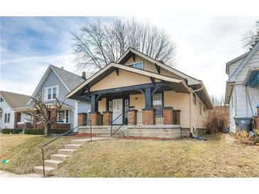 Photo one of 5007 E New York St Indianapolis IN 46201 | MLS 21770197